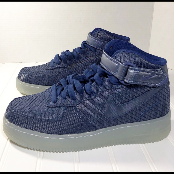 on sale 90c7d 63948 Nike Air Force 1 Mid 07' LV8 804609-401 Size 7 NWT